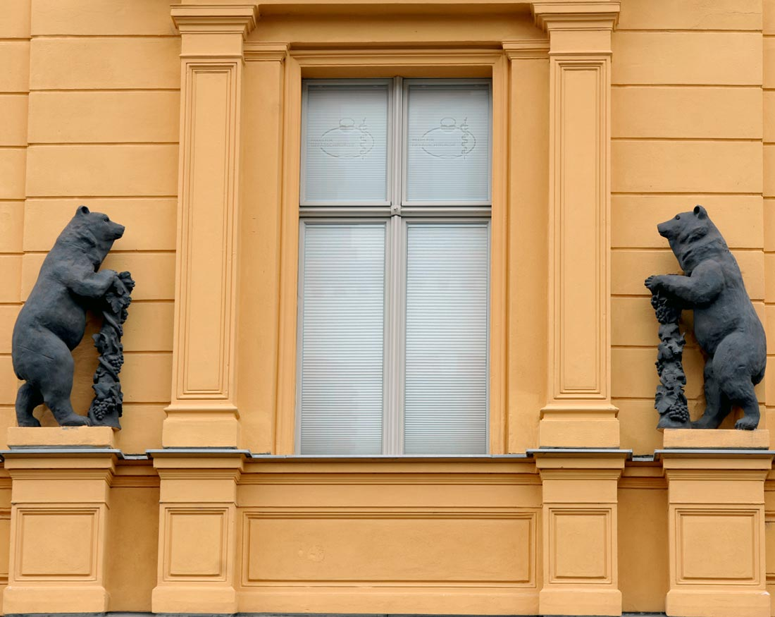 Denkmal Haus zum Bären – Steinstraße 60