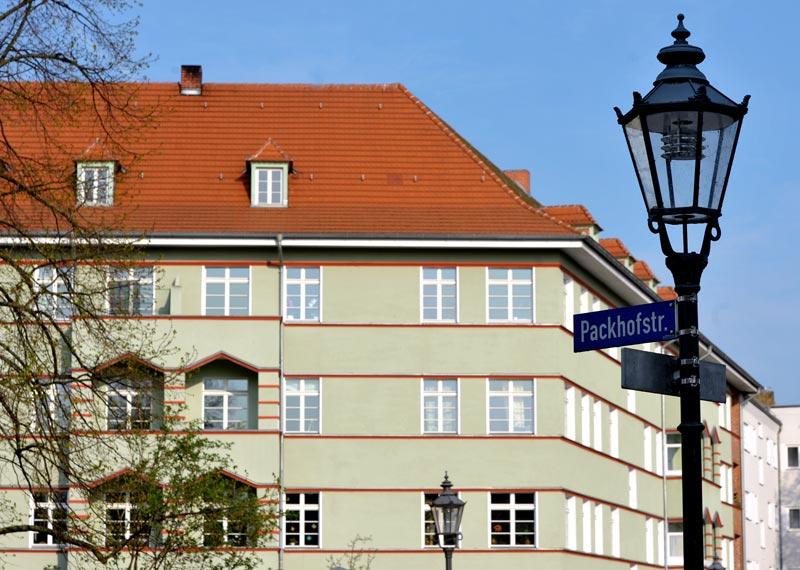 Denkmal Packhofstraße Ecke Hammerstraße