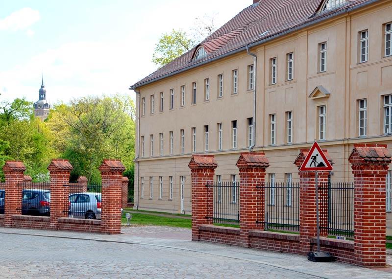 Denkmal Klosterstraße 28 – 32